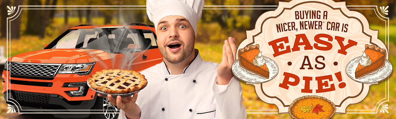 Easy As Pie Banner